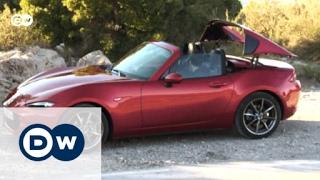 MAZDA MOTOR CORP UNSP/ADR - Oben ohne: Mazda MX-5 RF   Motor mobil