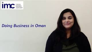 Doing Business in Oman - IMC Group