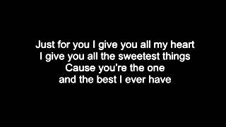 Dinda Ft  Abdul   Just For You Lirik Lyric