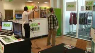 ASDA 3D PRINTING (British supermarket offers shoppers three dimensional printing service)
