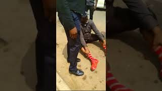 Video: Dino Melaye's arrest
