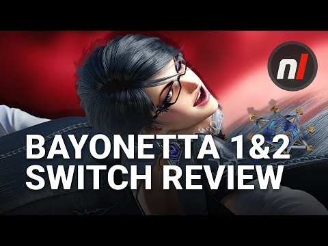 Bayonetta 2 & Bayonetta Nintendo Switch Review
