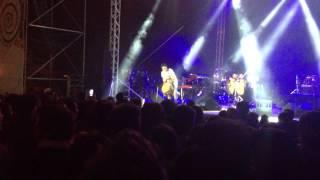 Alex Britti - Jazz con assolo di percussioni