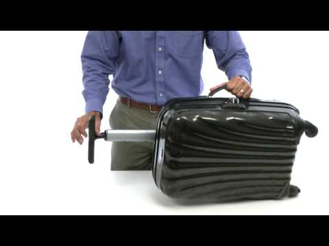 "Samsonite Black Label Cosmolite 20"" Carry On Spinner SKU:#8047489"