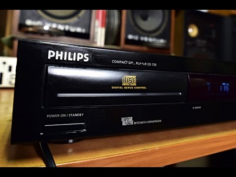PLATINE CD PHILIPS CD 720 Lecteur CD