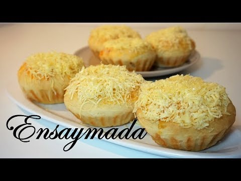 Super Soft Ensaymada-Easy Recipe