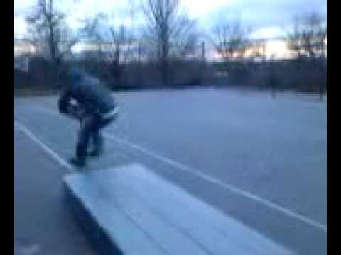 Keck skate park