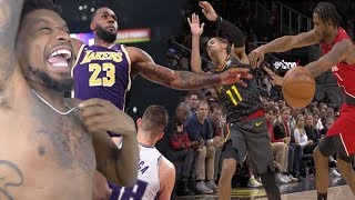 This Video is AMAZING! NBA's Most Disrespectful Moments Of 2019-20