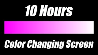 Color Changing Mood Led Lights - Pink White Screen [10 Hours]