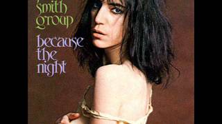 Patty Smith - Because the night