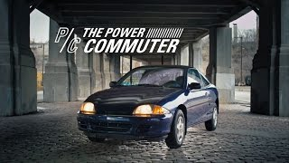 The Power Commuter - SOLD - NAPA Know How
