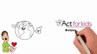 Act for Kids Explains Workplace Giving