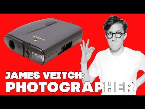 James Veitch: Photographer (видео)