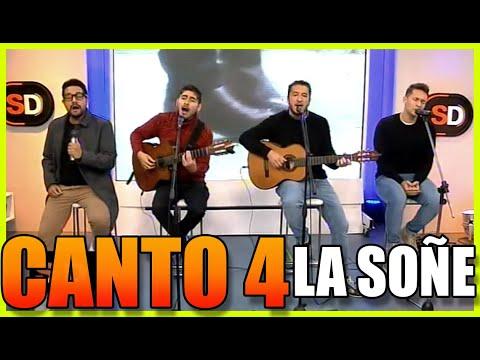 CANTO 4 LA SOÑE EN SALTA DIRECTO