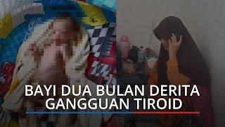 KISAH PILU: Bayi Fajar Al Hadi Tergolek Lemah di RS Bhayangkara Padang, Butuh Uluran Tangan