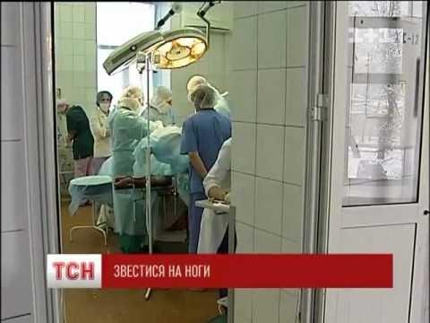 13-летний парень стал на ноги после рака костей