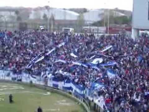 """""""alvarado de mar del plata 3 la plata f c 1"""" Barra: La Brava • Club: Alvarado"""