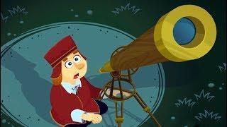Фиксики: Фикси-советы: Как изучать Солнечную систему (Телескоп) / Fixiki