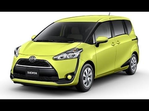 Toyota Sienta 2016 CarBay
