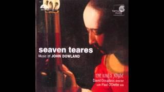 John Dowland – Seaven Teares: Music of John Dowland (The King's Noyse/David Douglass; Paul O'Dette)