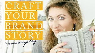 Create & Tell Your Brand Story by Doing THIS {3 Brand Storytelling Examples}