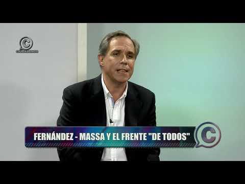 """VIDEO Arteaga y la hora del Frente Renovador: """"Estamos en un frente para recuperar la Ciudad pero mantenemos nuestra identidad"""""""