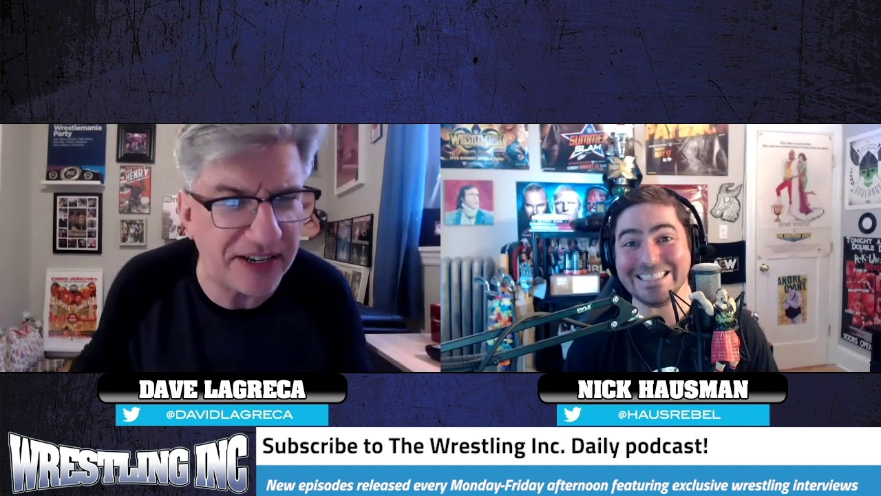 "Dave LaGreca Responds To Allegations That He Is An ""AEW Mark And WWE Hater"""