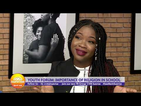 CVM At Sunrise - Youth Forum - April 16, 2019