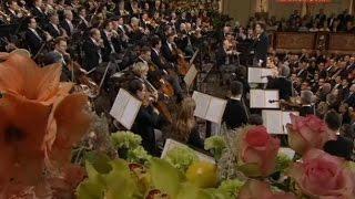 """""""Новогодний концерт"""" Венского филармонического оркестра.01.01.2017."""