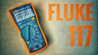 видео Fluke 117