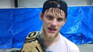 AJ 'the Savage' Cunningham (9-2) Without Limits MMA THE NEW PYRAMID FIGHTS 145 LB AMATUER CHAMPION