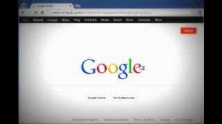 [I'm Feeling Lucky] Google Gravity Trick
