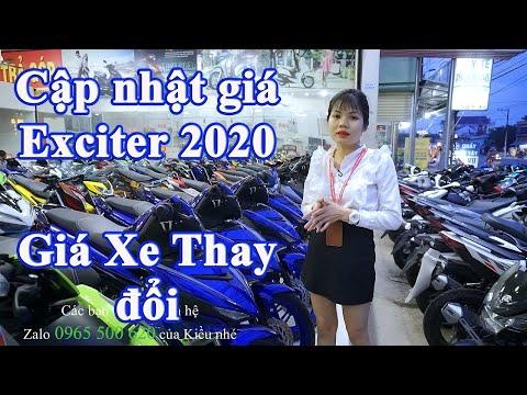 giá xe 2020
