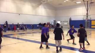 Kids Kare Schools' Basketball 2015