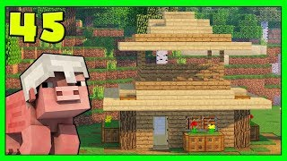 Minecraft Vanilla - Una Casa Bellissima! #45