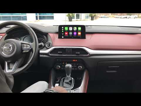 Mazda Canada To Bring Apple CarPlay And Android Auto To