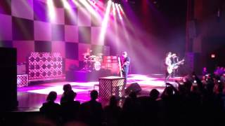 Cheap Trick in Vancouver, March 2014: Opening audio, Hello There, California Man