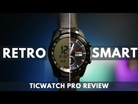 TicWatch Pro Comprehensive Review - EVERYTHING You Need to Know
