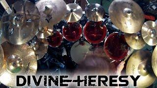 "Divine Heresy - ""Failed Creation"" - DRUMS"