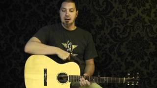 Guitar Lesson: Make Me Believe, by Angel Taylor