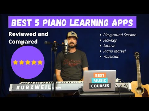 Best 5 Piano Learning Apps Reviewed And Compared