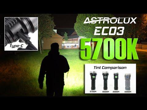 ASTROLUX EC03 - now in 5700K!!!