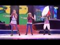 Lisa, Amy & Shelley - Adem in, adem uit