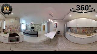 Видео 360 VR Уютная квартира на СЖМ