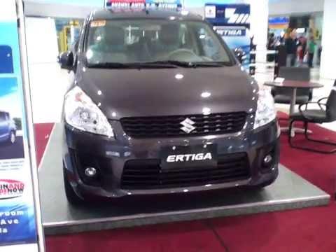 Suzuki Ertiga GLX AT Review - Granite Grey Color