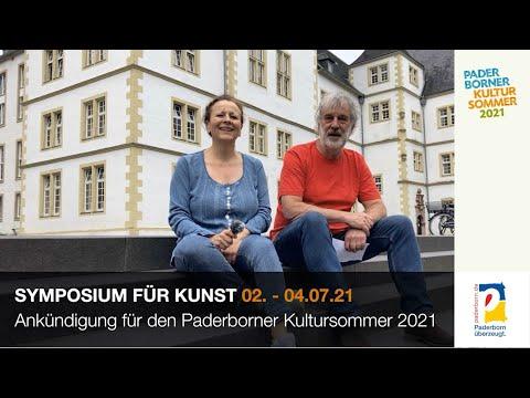 Ankündigung Symposium für Kunst