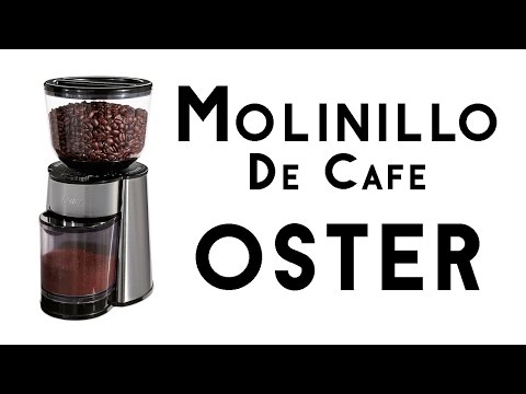 Molinillo de Café OSTER - Review