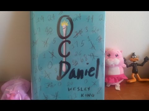 "Book Review: ""OCDaniel"" by Wesley King, Middle Grade Kids Book about Living with an Anxiety Disorder"