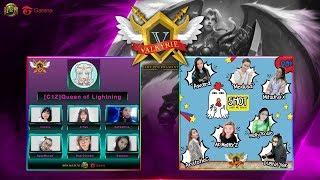 HoN Lady | Valkyrie Tournament R1 : C1Z VS 5HOT