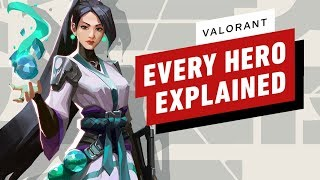 Every Valorant Character Explained - Download this Video in MP3, M4A, WEBM, MP4, 3GP